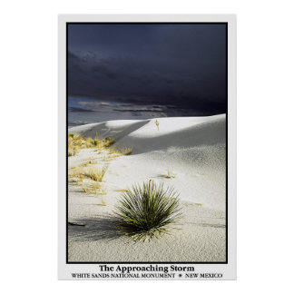 The Approaching Storm Poster