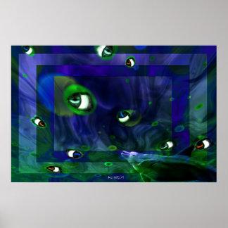 The Aquarium Poster