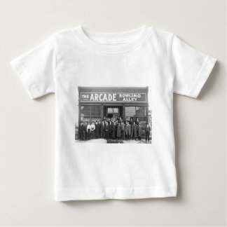 The Arcade Bowling Alley Vintage Saloon Tees
