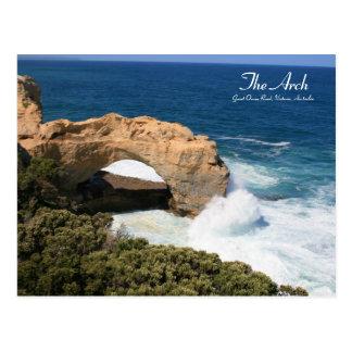 The Arch, Great Ocean Road, Australia - Postcard Post Card