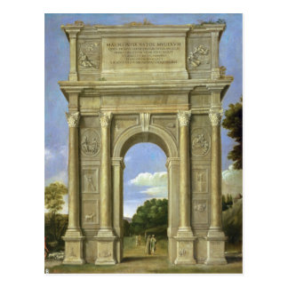 The Arch of Triumph Postcard