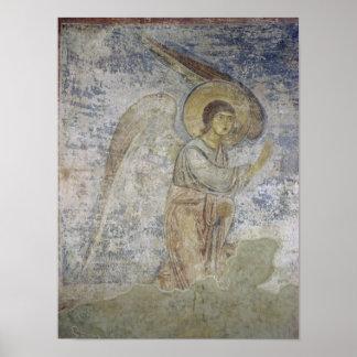 The Archangel Gabriel Poster