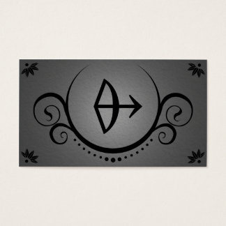 the archer sophistications business card