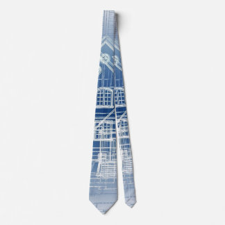 The Architect Father's Day Tie