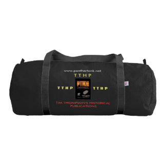 THE ARDENNES ON FIRE SPORT DUFFLE BAG