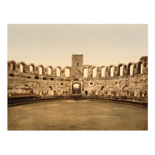 The Arena, Arles, France Post Cards