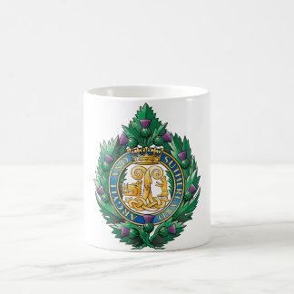 The Argyll and Sutherland Highlanders Regiment Coffee Mug
