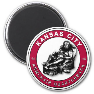 THE ARMCHAIR QB - Kansas City Magnet