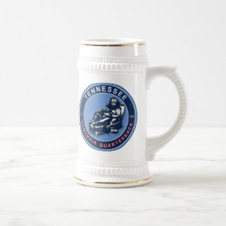 THE ARMCHAIR QB - Tennessee Beer Stein