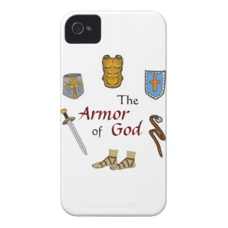 The Armor of God Case-Mate iPhone 4 Case