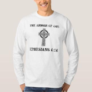 The Armor Of God,   Ephesians 6:16 T-Shirt