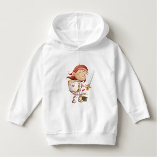 The Armor of God - Girl Hoodie