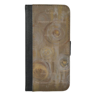 The Armor of God iPhone 6 wallet case