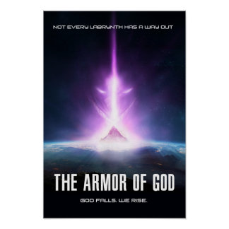 """The Armor of God"" Trilogy Poster"
