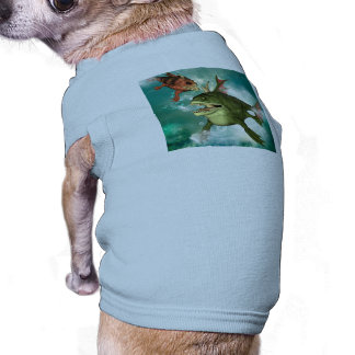 The armour fish shirt