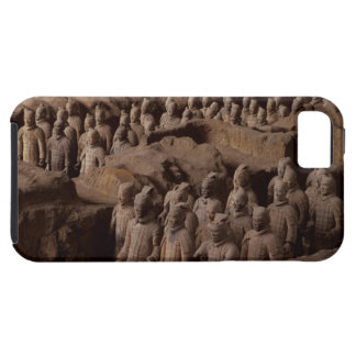 The Army of terra cotta warriors at Emperor Qin iPhone 5 Case
