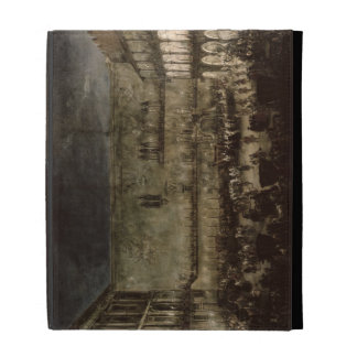 The Arrival of Princess Amelia of Saxony, in a Car iPad Case