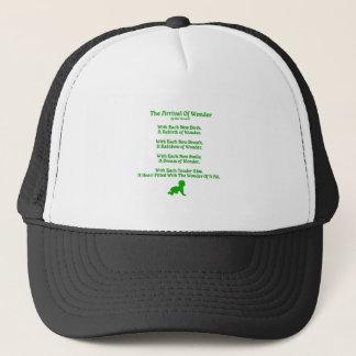 The Arrival of Wonder Trucker Hat