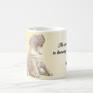 The Art of Being Wise Magic Mug