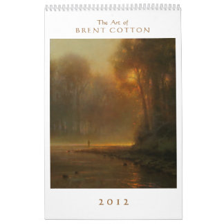 The Art of Brent Cotton Wall Calendars
