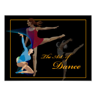 The Art of Dance Poster