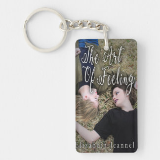 The Art of Feeling Keychain