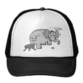 The Art of Forgiveness Hat