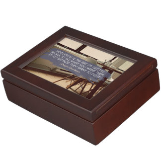 The Art Of Getting People To Do Keepsake Box