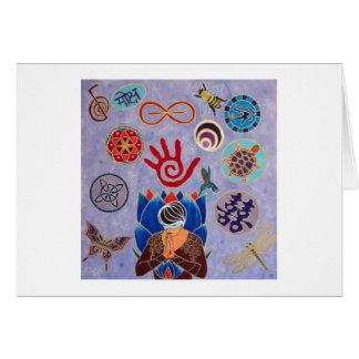 The Art of Healing Card
