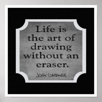 The Art of Life --- Art Print