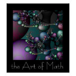 The Art of Math Poster
