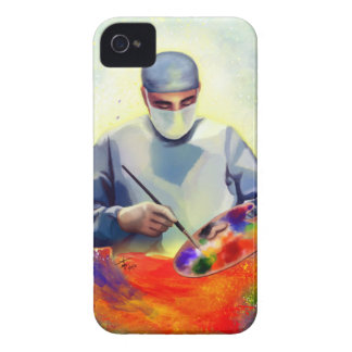 The Art of Medicine iPhone 4 Cover