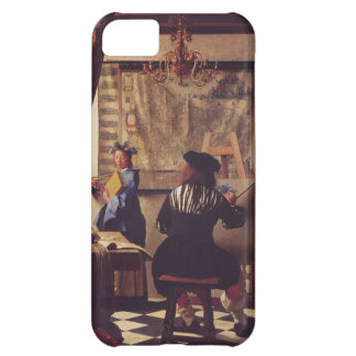 The Art of Painting by Johannes Vermeer iPhone 5C Case