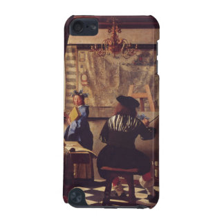 The Art of Painting by Johannes Vermeer iPod Touch 5G Case