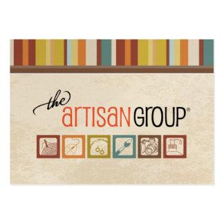 The Artisan Group Business Card