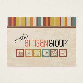 The Artisan Group Business Card