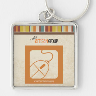 The Artisan Group (Graphic Design) Keychain