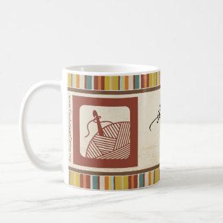 The Artisan Group MEMBER Mug (crochet)
