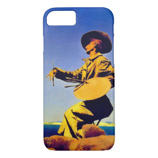 The Artist 1909 iPhone 7 Case