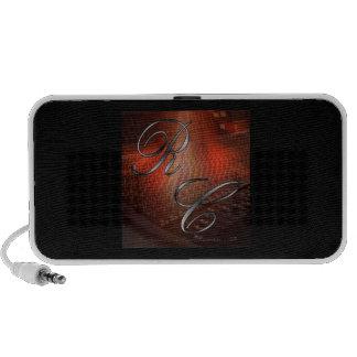 The Artist Logo portable speaker