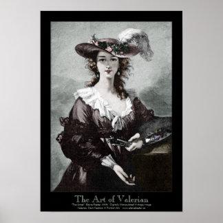 The Artist - Print