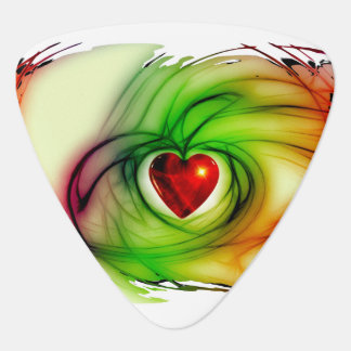 THE ARTIST'S HEART ~ GUITAR PICK