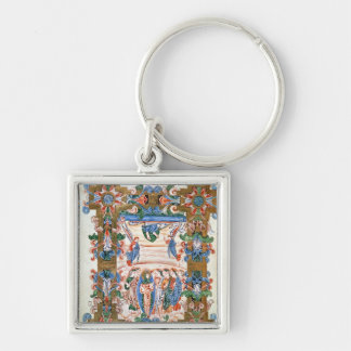 The Ascension of Christ Key Chain