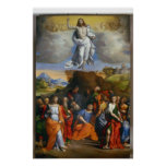 The Ascension Of Jesus Posters