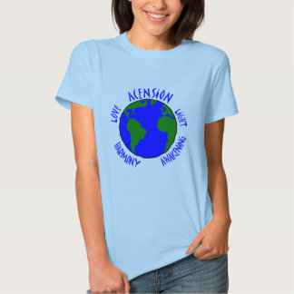 The Ascension of Planet Earth Shirt. T-shirts