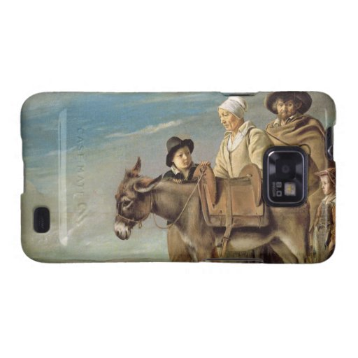 The Ass (oil on canvas) Samsung Galaxy SII Covers