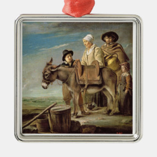 The Ass (oil on canvas) Ornaments