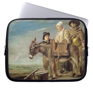 The Ass (oil on canvas) Laptop Sleeves