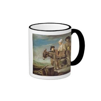The Ass (oil on canvas) Mug