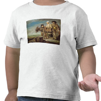 The Ass (oil on canvas) Tshirt